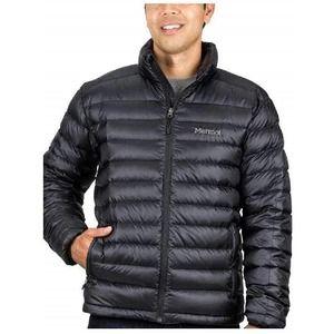 Marmot 700 Fill Puffer Coat Black Size Medium